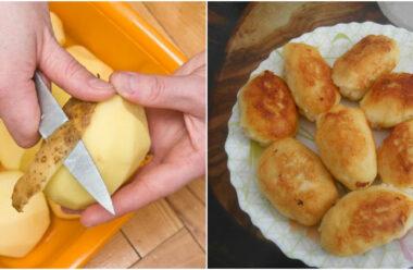 Смачні пончики з картоплі. Порадуйте своїх рідних цікавою стравою