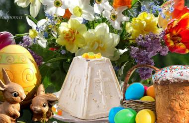 Головні символи Великодня, та що саме вони символізують