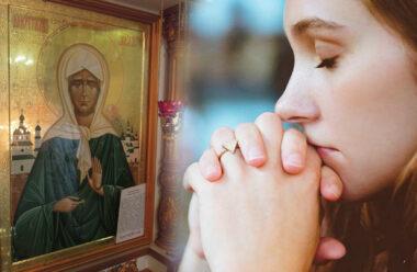 Молитва до святої Матрони, яку читають — 22 листопада, та просять здоров'я для рідних