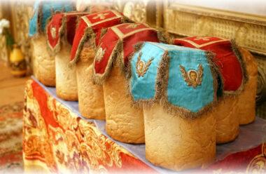 8 травня — Світла субота. Чому церковний хліб в цей день має таку велику силу