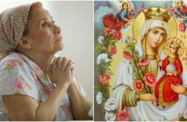 16 квітня — ікони Богородиці «Нев'янучий цвіт». В цей день моляться о неї, та просять здоров'я