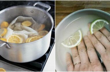 П'ять корисних засобів використання лимону в побуті, про які корисно знати