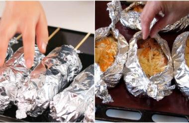 Як правильно використовувати фольгу при готуванні різних страв.