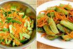 Огірки по-корейськи — смачний та цікавий рецепт. Господині на замітку