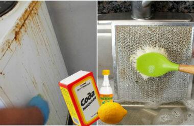 Рецепт миючого засобу, який виведе всі жирні плями на вашій кухні