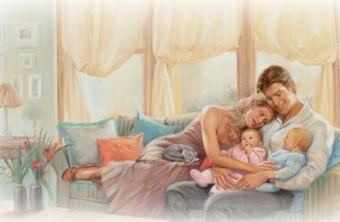 Повчальна притча про «Дві сім'ї». Яка розкаже вам, що робити щоб в сім'ї бив мир та злагода