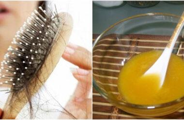 Натуральний засіб від випадіння волосся. Волосся стає блискуче та міцне.