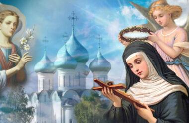 22 травня — святої Рити Касійської. Вона є покровителькою матерів і жінок