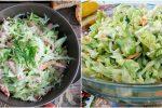 Гарні рецепти смачних салатів з молодої капусти. Готувати їх просто та швидко