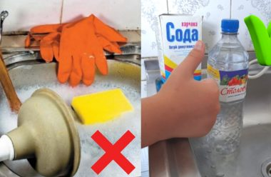 Швидкий та дієвий спосіб прочистити раковину від засмічення