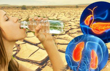 Про які захворювання свідчить постійне бажання пити воду