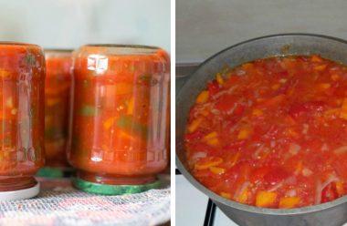 Гарні рецепти, для приготування лечо на зиму: перець, морква, цибуля