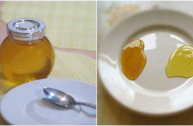Як легко відрізнити натуральний мед від цукрового фальсифікату