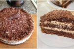 Рецепт смачного торта «Чорний принц», який просто тане в роті