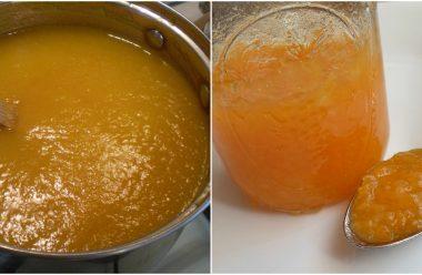 Рецепт гарбузового джему, який добре впливає обмін речовин, та на загальне самопочуття