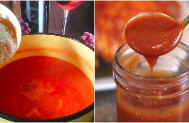 Простий та смачний рецепт приготування кетчупу по-домашньому
