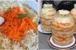 Рецепт смачної квашеної капусти в банці. Так квасили ще наші бабусі