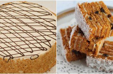 Смачний та пухкий торт «Медівник». Порадуйте своїх рідних смачним десертом