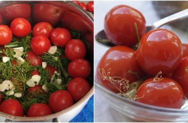 4 популярних рецептів маринованих помідорів. Більшість господинь так консервують