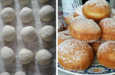 Пухкі та смачні пончики за рецептом, яким користувалися ще наші бабусі