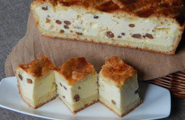 Апетитний сирник, який порадує вас своїм оригінальним смаком. Детальний рецепт приготування