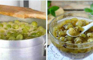 Варення з винограду за цим рецептом виходить смачне, прозоре та ароматне. Зробіть запаси на зиму