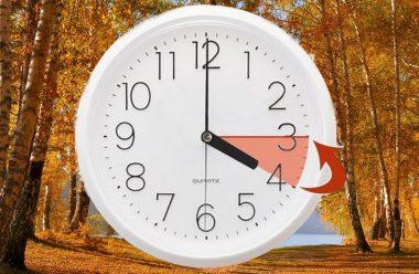 Перехід на зимовий час. Коли, та куди потрібно перевести стрілки годинника?