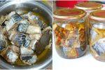 Смачні домашні консерви з риби. Три гарні рецепти для приготування