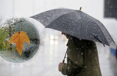 В Україну ідуть сильні дощі та похолодання. Коли саме чекати погіршення погоди