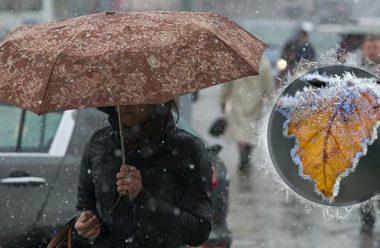 В Україну іде різке похолодання. Коли саме чекати перших заморозків