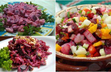 Три рецепти нових салатів з буряка. Таких смачних ви ще не їли