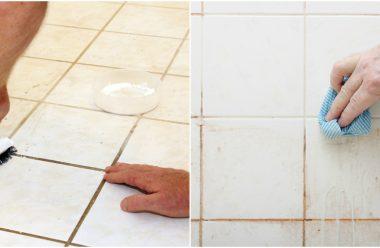 Як зробити шви між плитками знову чистими та гарними. Простий та дієвий засіб