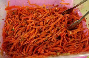 Кілька дієвих порад для приготування моркви по-корейськи, які зроблять її смачнішою та кориснішою