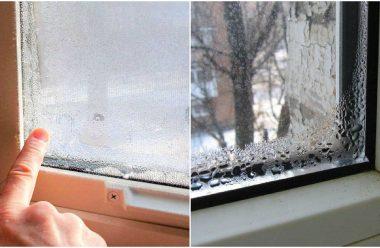 Чому запотівають вікна, та що слід робити, щоб позбутися цієї проблеми