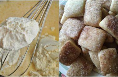 Смачне домашнє печиво на кислому молоці. Простий рецепт приготування