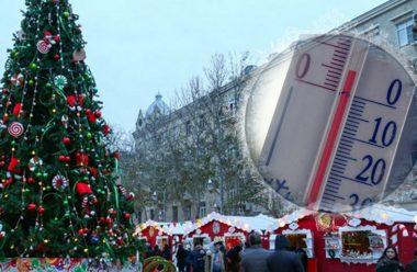Якоб буде погода на Новорічну ніч в Україні. Та чи слід очікувати снігу