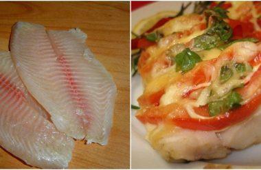 П'ять смачних та цікавих рецептів з риби. Стануть у нагоді кожній господині