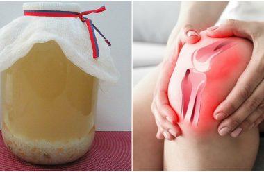 Рисовий відвар — засіб, який допомагає при болях в суглобах та остеохондрозі