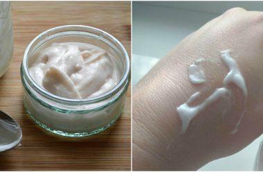Зволожувальний крем проти старіння шкіри рук, який можна приготовити в домашніх умовах