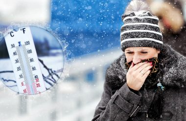 В Україну йдуть тріскучі морози. Коли буде най холодніше