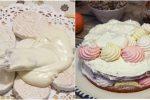 Простий в приготуванні та дуже смачний торт з зефіру. Хоч губами їж
