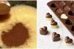 Прості в приготуванні та дуже смачні цукерки. А головне що не містять шкідливих домішок
