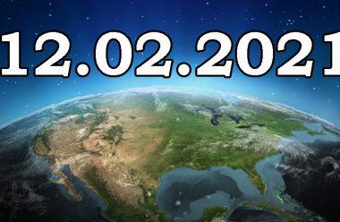 Дзеркальна дата — 12.02.2021. Що потрібно зробити в цей особливий день