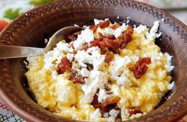 Банош — рецепт смачної та корисної страви. Вам сподобається