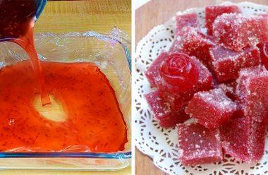 Натуральний домашній мармелад не тільки дуже смачний, але ще й корисний. Рецепт приготування