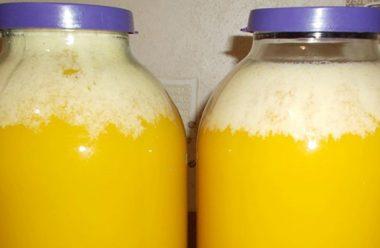 Головні причини появу білої піни в банці з медом, та чи можна такий мед їсти