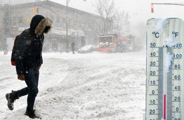 В Україну ідуть тріскучі морози. Де буде найхолодніше, та чого слід очікувати