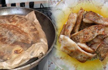 Цікавий спосіб для приготування смачної риби. Виходить ніжна та з хрусткою скоринкою