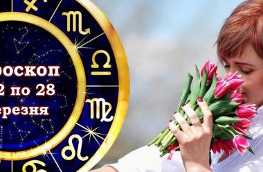 Детальний гороскоп на тиждень для всіх знаків зодіаку. Чого чекати в період з 22 по 28 березня