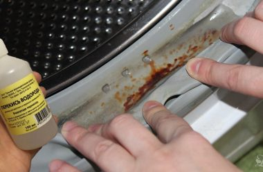 Швидкий та ефективний спосіб, який допоможе позбутися цвілі в пральній машинці